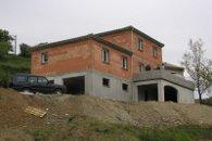 Maison d'habitation construite en brique de terre cuite R20 - Les Ollières sur Eyrieux (Ardèche) en 2004