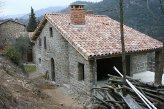 Restauration de toiture -  Gluiras (Ardèche) en 2006