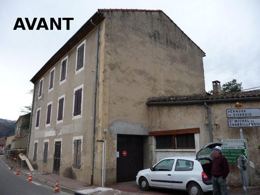 Travaux de r novation entreprise see chazal for Entreprise renovation facade