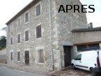 Restauration de façade aux Ollières sur Eyrieux (Ardèche) en 2010 - Après travaux