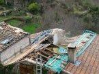 Rénovation d'une maison d'habitation à Saint-Maurice en Chalencon (Ardèche) en 2010